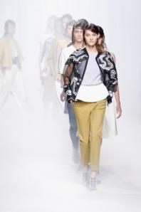 3.1 Phillip Lim - Runway - Mercedes-Benz Fashion Week Spring 2014