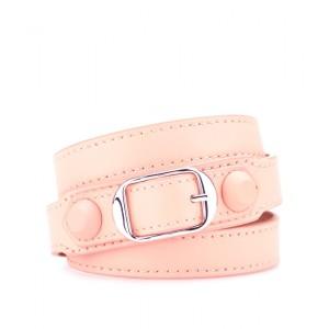 P00083287-Classic-matte-stud-leather-bracelet-STANDARD