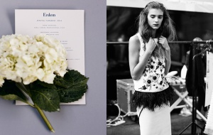 LFW_SS14_Erdem_backsatge_fashion and beauty_by_Jamie Baker