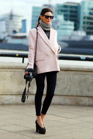 Street Style: Winter Coats | t.listed