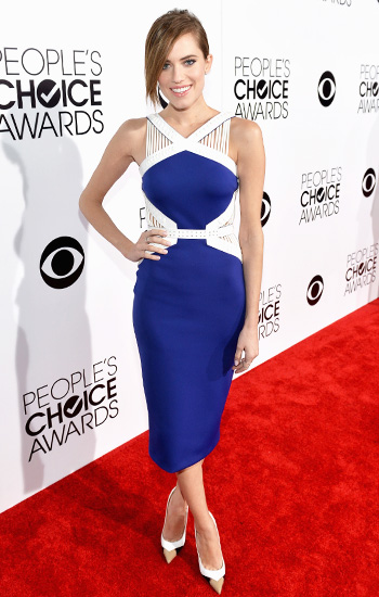 allison-williams-peoples-choice-awards-2014