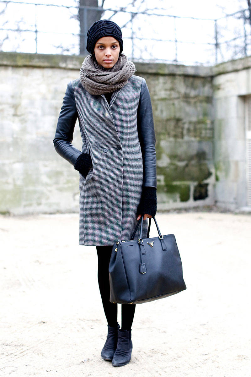 Street Style India Fashion Blog: Street Style: Winter Coats