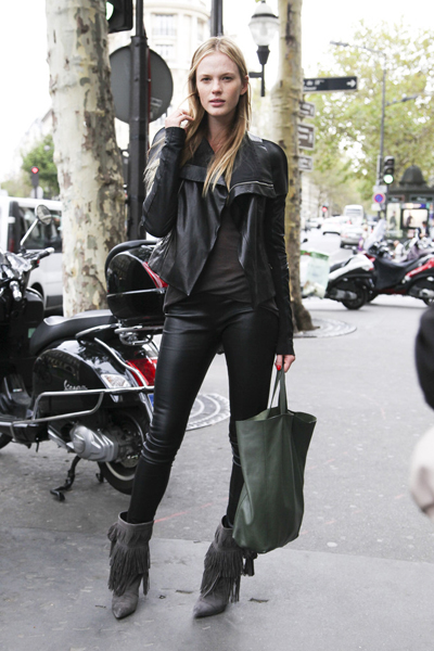 Street Style Winter Coats T Listed