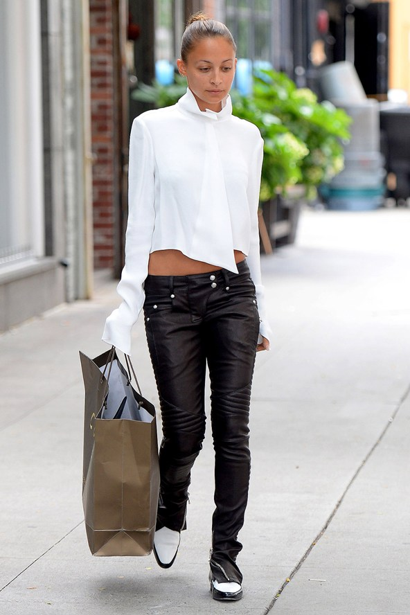 Celebrity style guide nicole richie Fashion celebrity street style