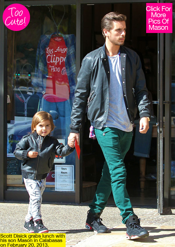 Celebrity Look for Le$$: Scott Disick | t.listed
