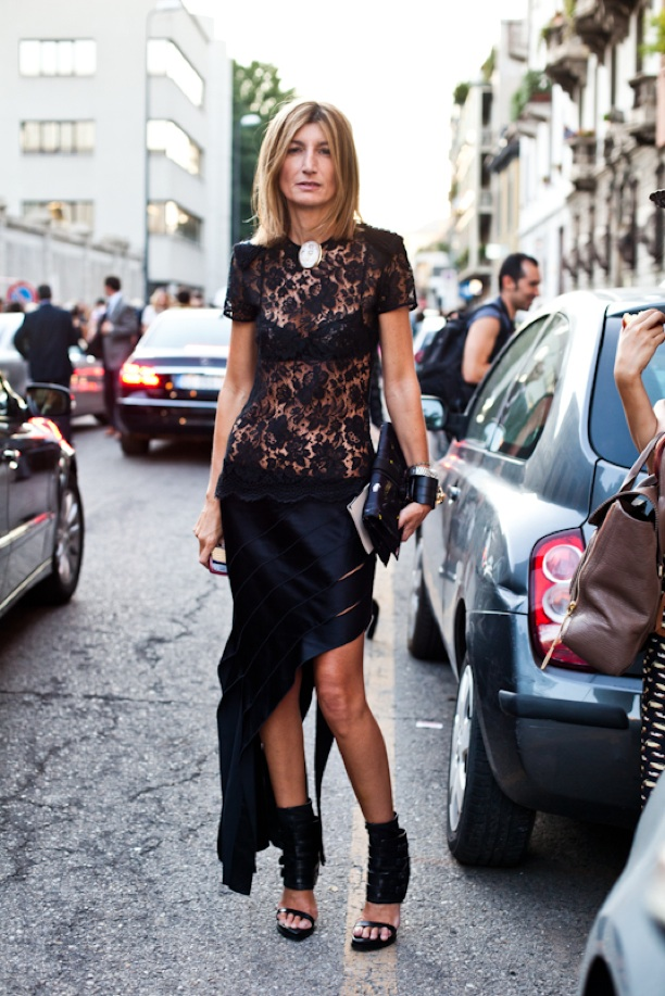 Street Style Lace